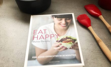 Winnen: 2x Eat Happy boek van Melissa Hemsley