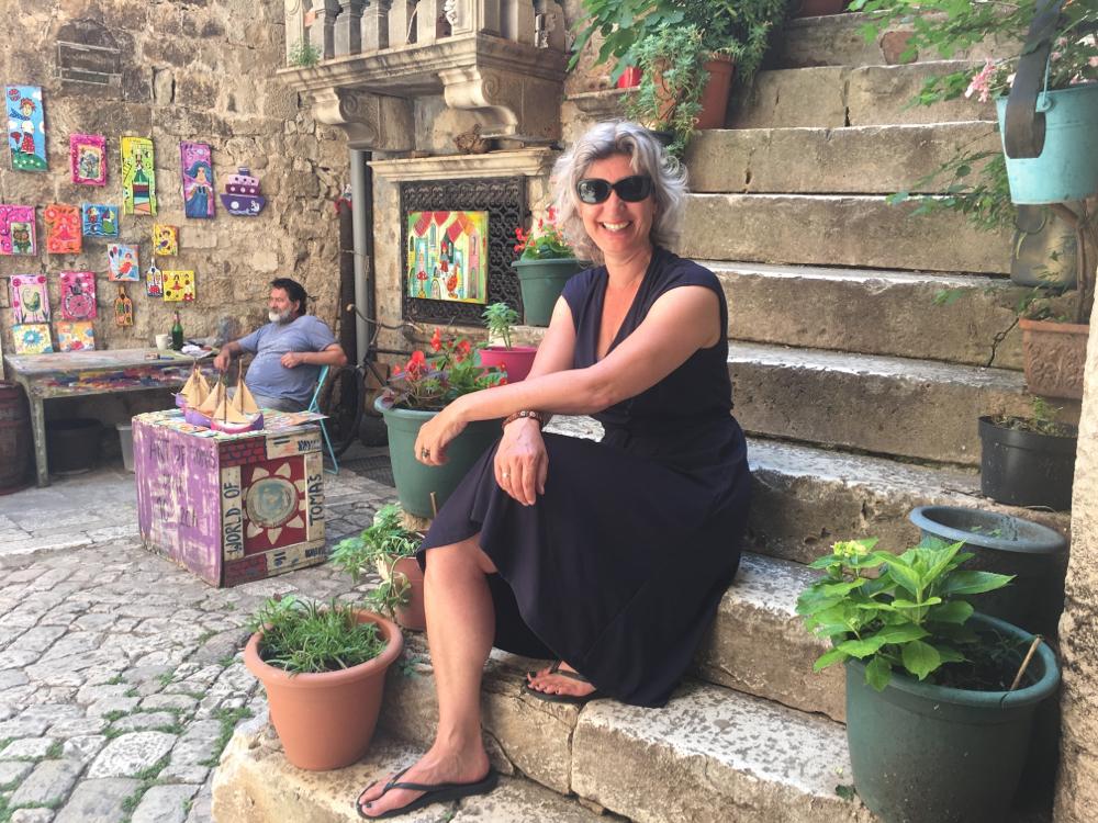 Sabina in Kroatie