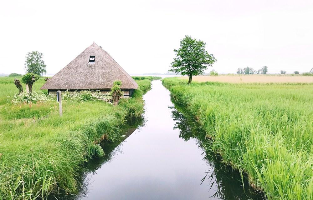 Giethoorn + Nationaal Park Weerribben-Wieden: 5 tips voor leuke uitstapjes