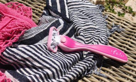 Mama Mia test: Wilkinson Sword tweerichting scheermes