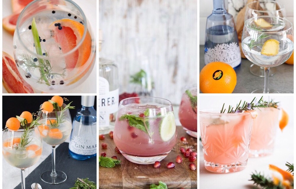 Dit is de basis voor élk gin-tonic recept