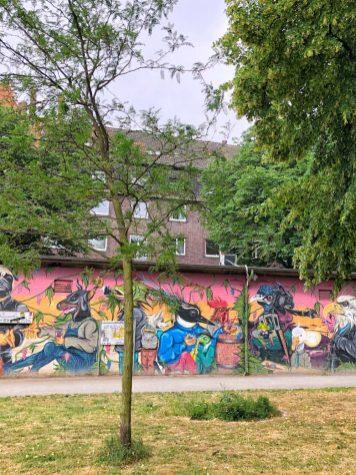 Urban Hannover street art