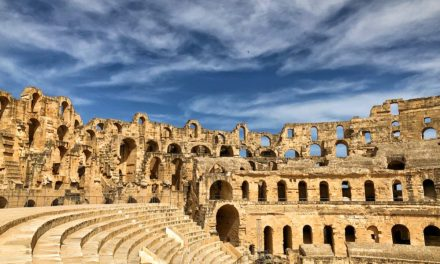 Reistips Tunesië: El Jem Amfitheater