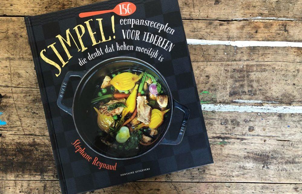 Winnen: 2x het boek SIMPEL! Eenpansrecepten voor iedereen