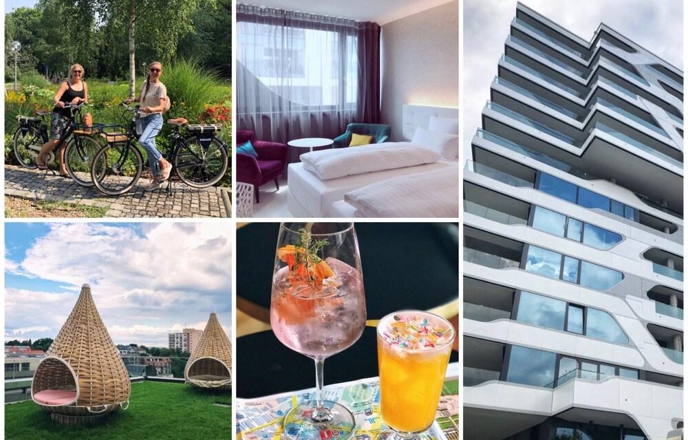 Hoteltip Stuttgart: Jaz in the City