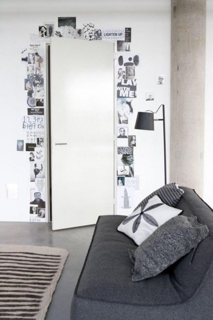 foto collage deurkozijn