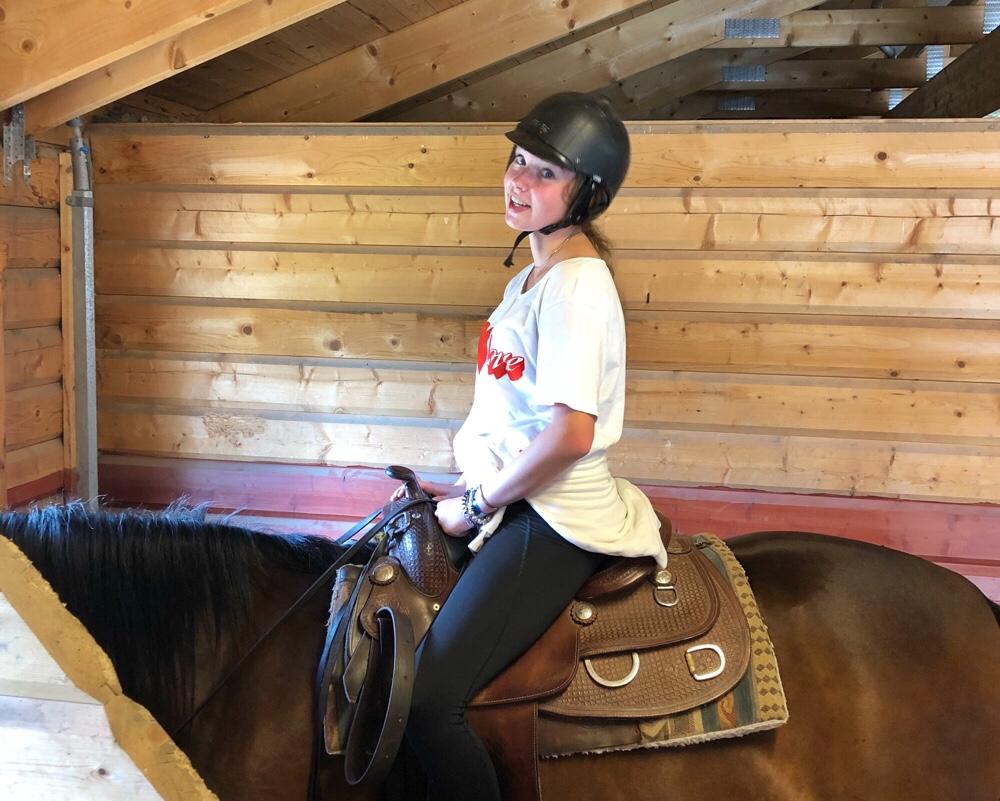 paardrijtocht Zweden