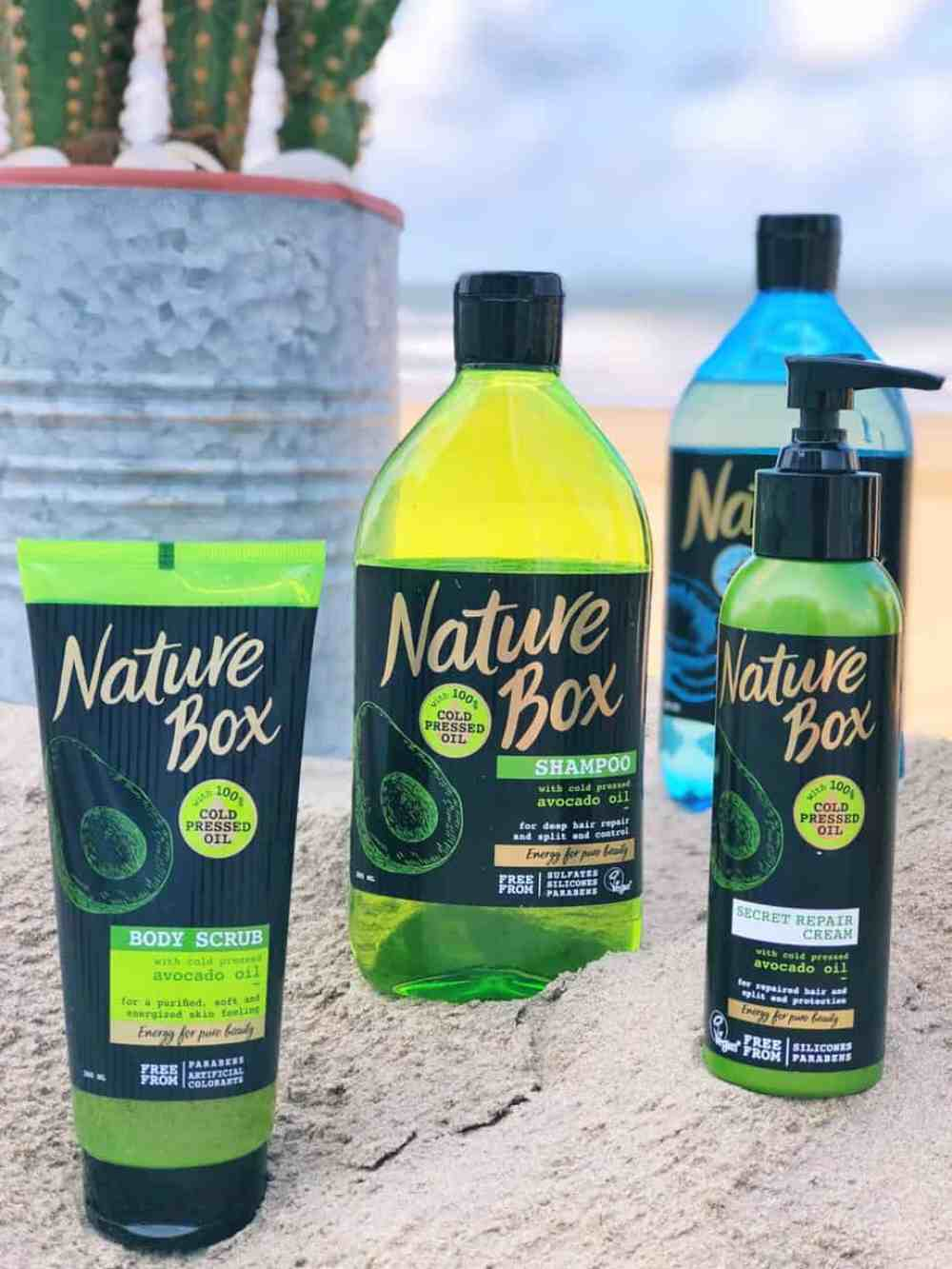 Nature Box avocado-olie