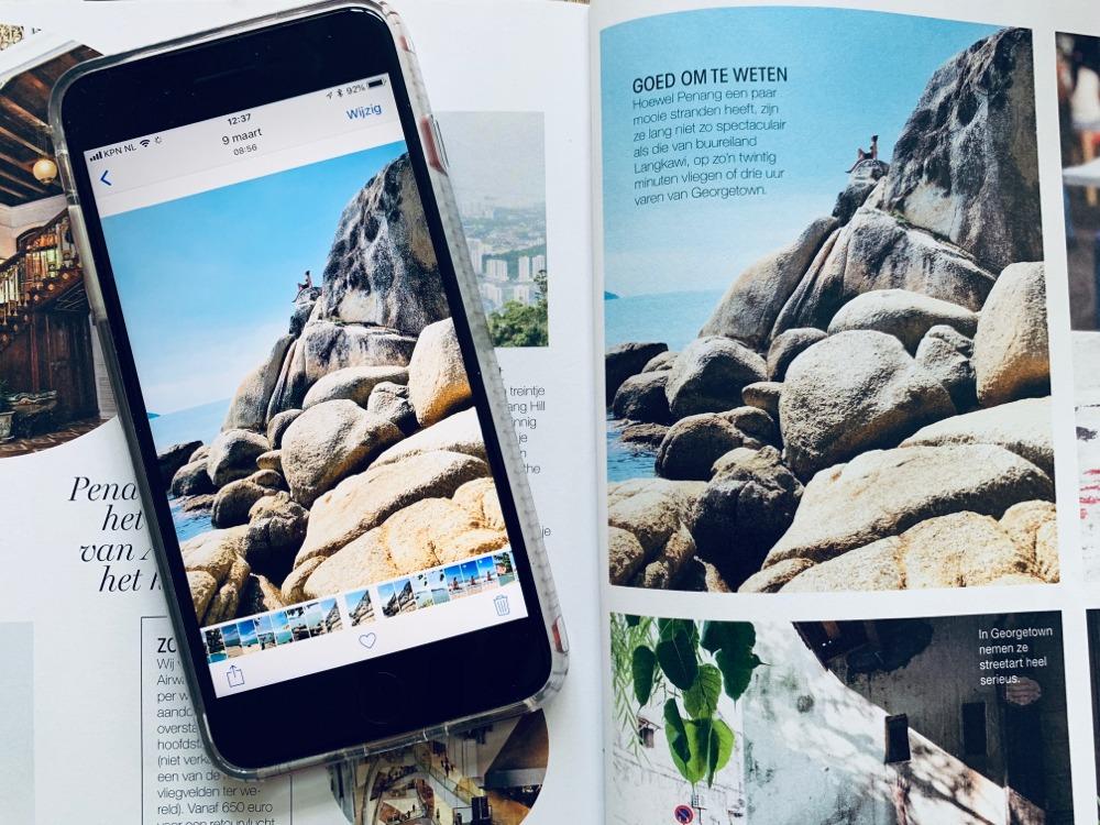 iPhone fotografie Penang