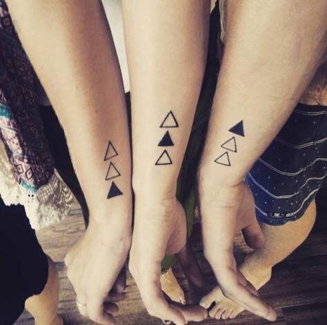 3 generaties tatoeage