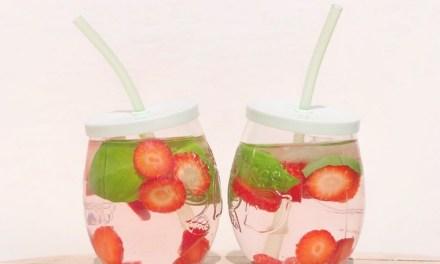 5x lekkere smaakwater recepten