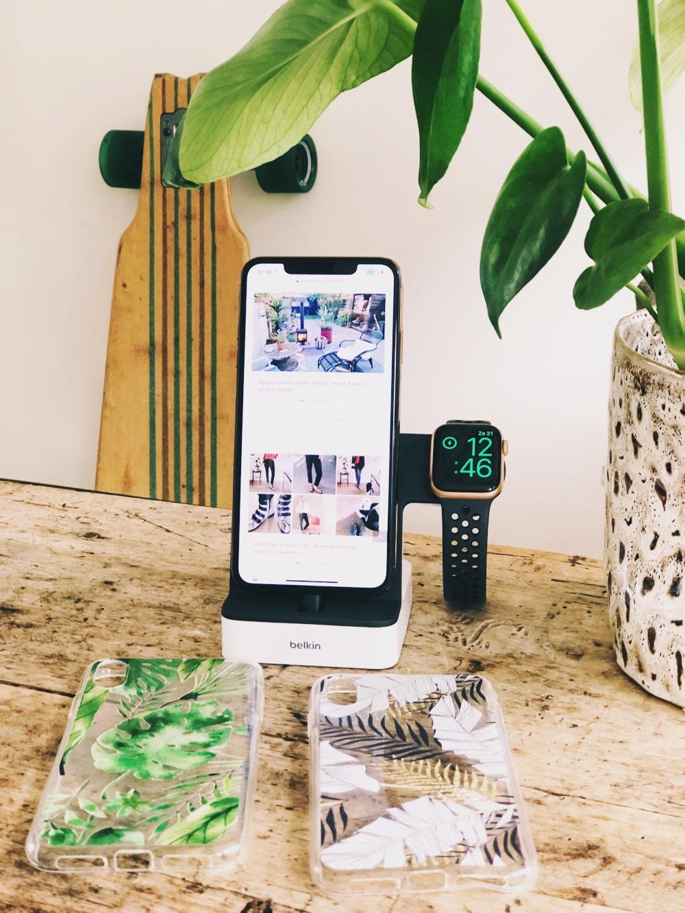 Belkin Apple Watch lader