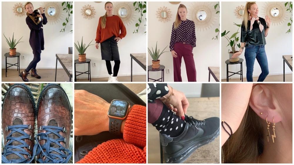 """Outfit post week 40 │o.a. jurkje met nieuwe """"Bonnie's"""""""