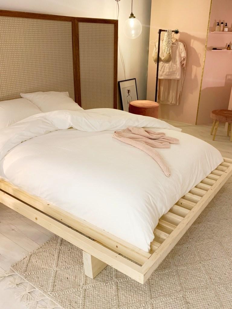 DIY bed karwei