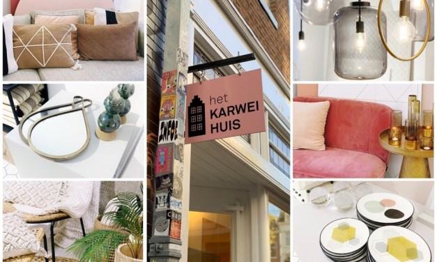 Het KARWEI-huis: pop-up in de 9 Straatjes
