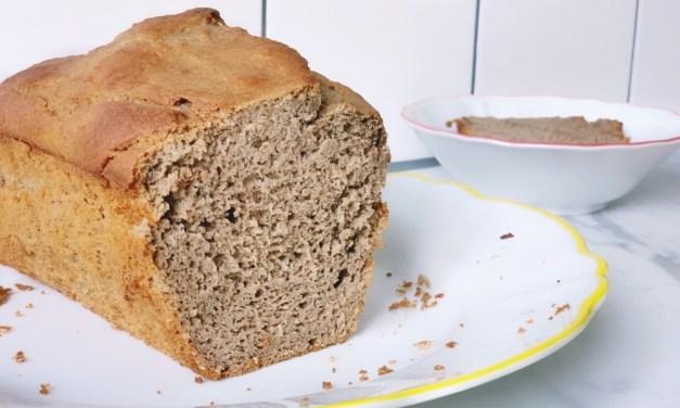 Recept: bananenbrood zonder suiker