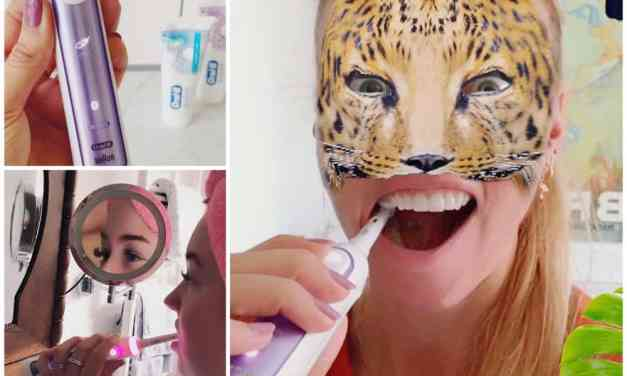 Mama Mia test: Oral-B GENIUS 10000 elektrische tandenborstel