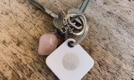 Winnen: 2x een tile (voor mensen die altijd hun sleutels kwijt zijn)