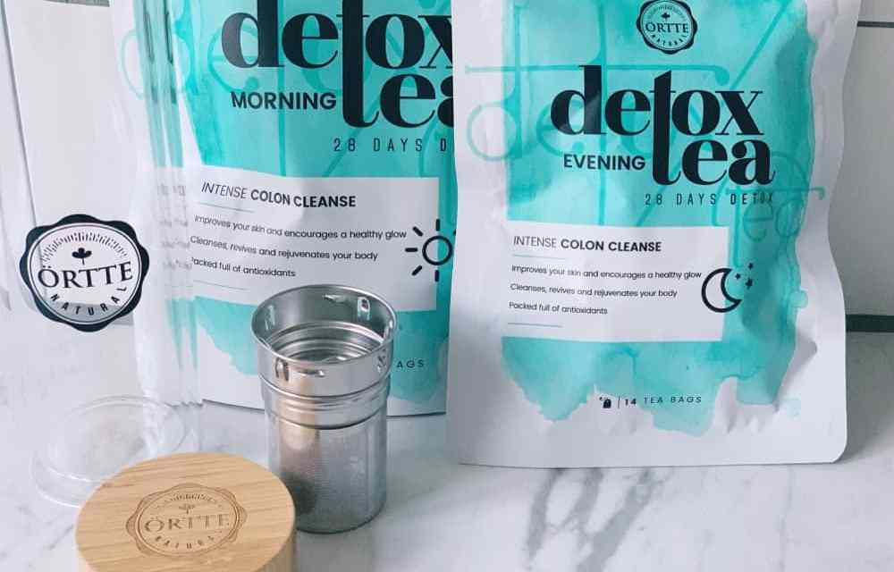 Detox tea | makkelijke manier om te ontgiften