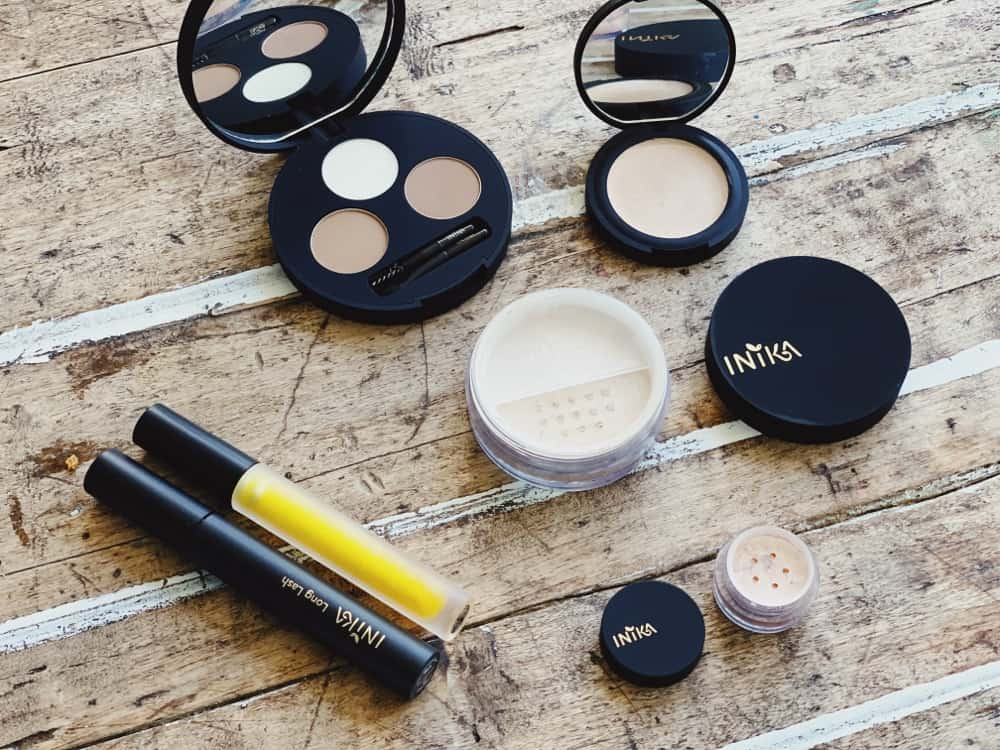 INIKA make-up