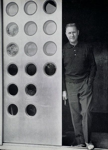 Jean Prouve werkstuk