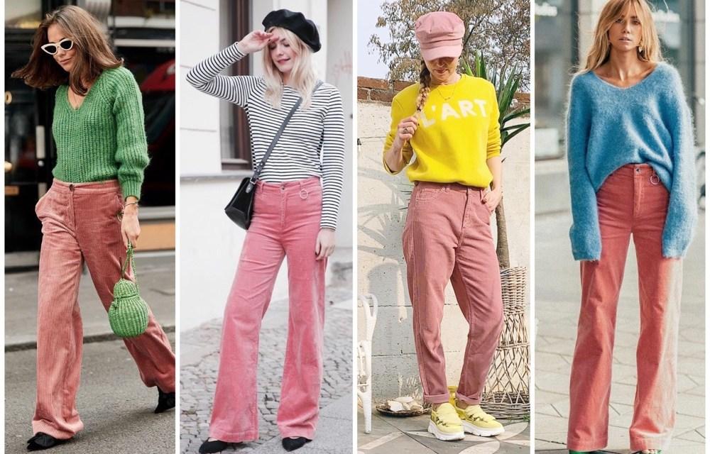 Fashionpost #51: de roze broek, heb jij 'em al? (+ combitips)