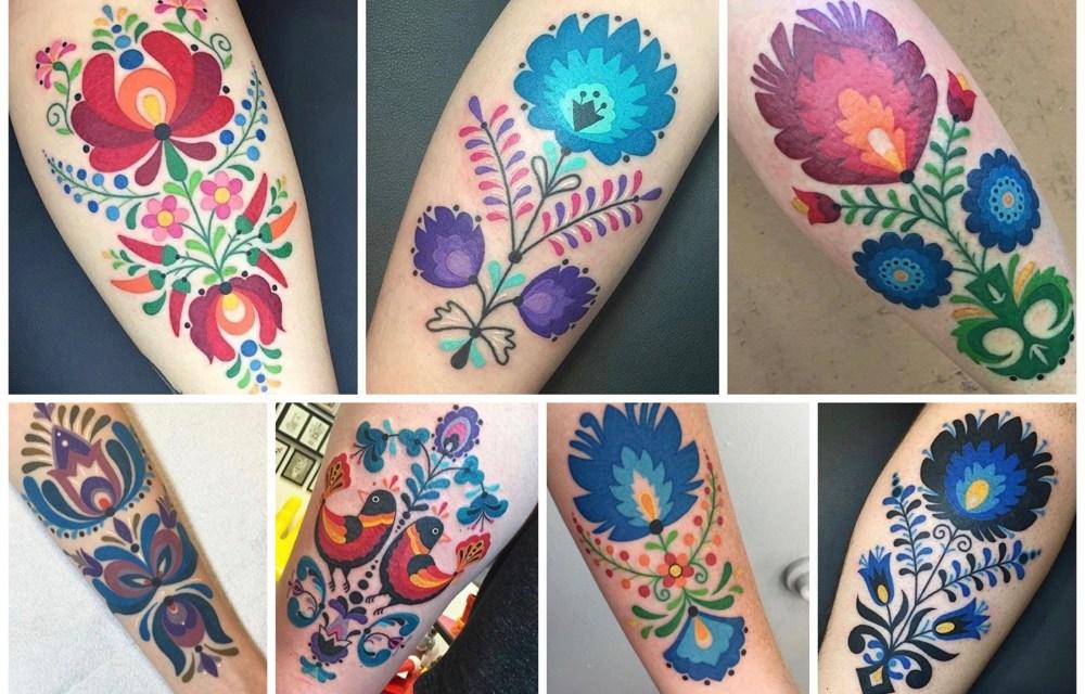 Winston the Whale | 12x folk art tattoos