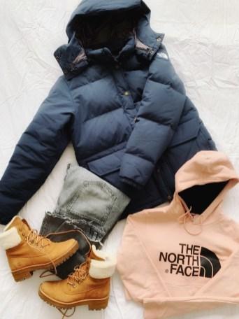 outfit voor Bergen Noorwegen