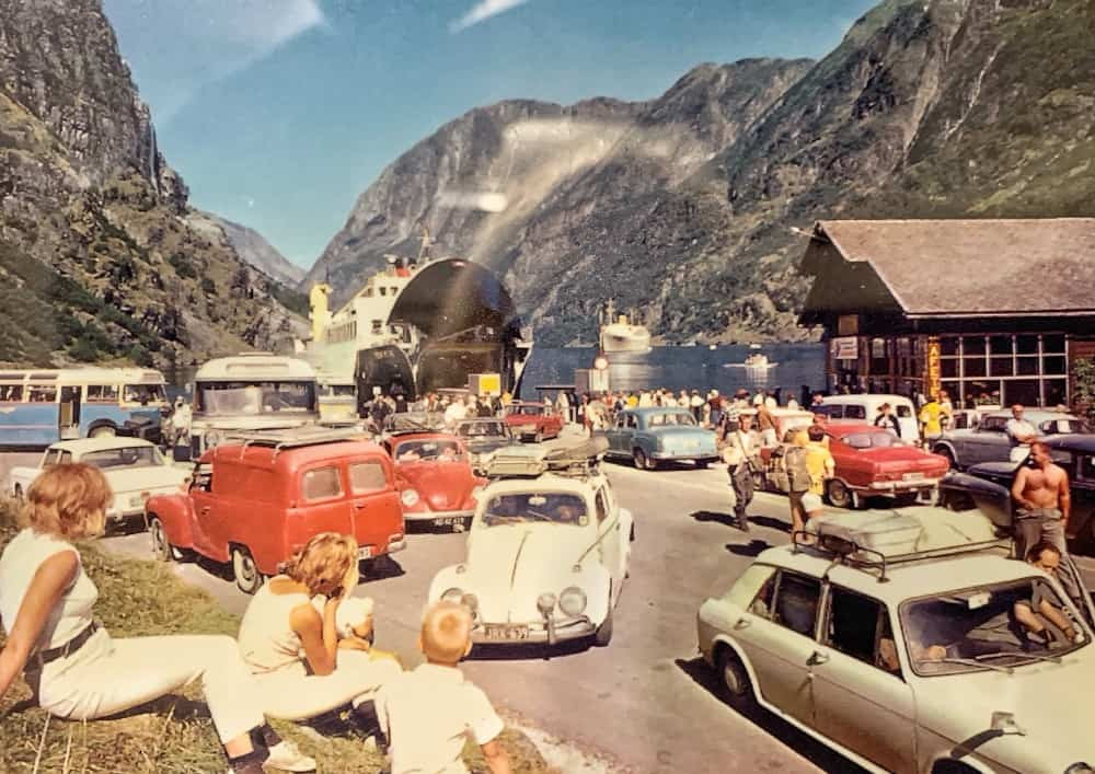 Flam in the seventies