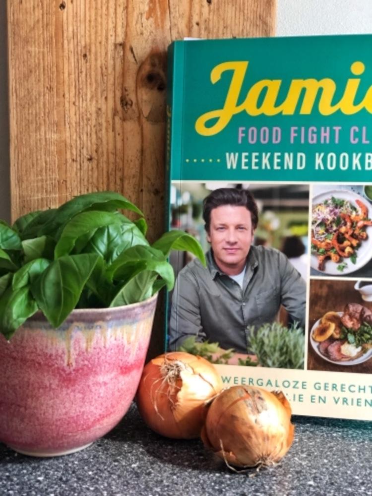 Jamie Olivier weekend kookboek