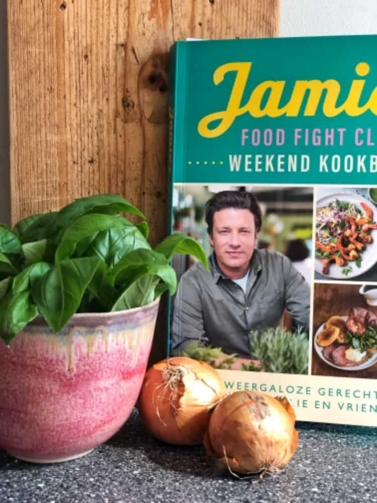 Jamie Olivier weekend kookboek