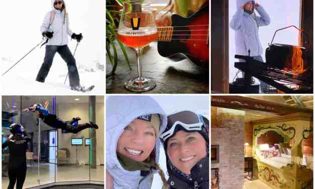 Dag 3 in Noorwegen: snowshoe hike en de windtunnel in Voss