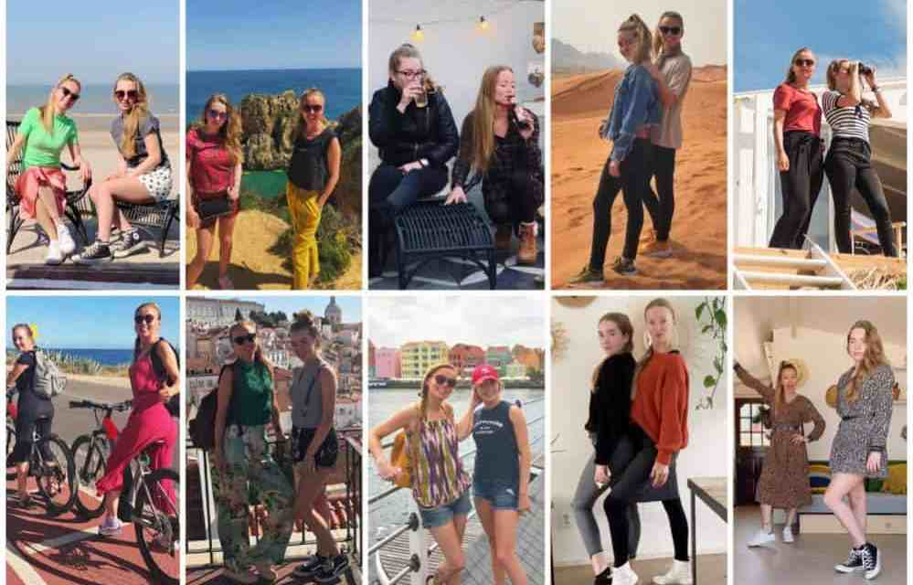 Fashionpost 55 | moeder-dochter outfits