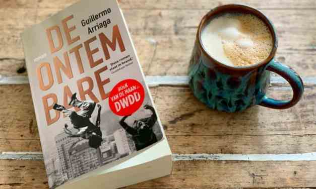 OHIMP boekenclub: De Ontembare (van Guillermo Arriaga)