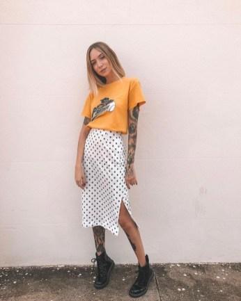 oranje shirt