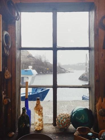 vissershut Noorwegen