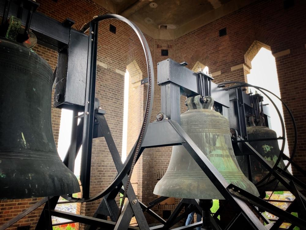 klokken Sint Bavo Haarlem