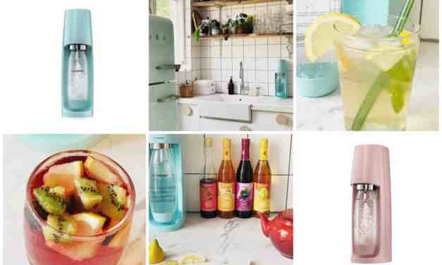 Winnen: SodaStream bruiswater apparaat