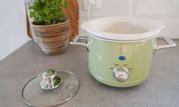 Winnen: retro slowcooker (1,5 liter)