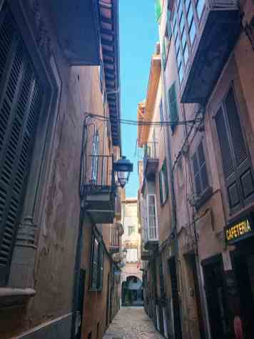 Mallorca tips - Palma de Mallorca en roadtrip route