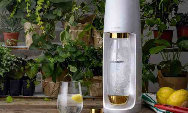 Perfect feestdagen cadeau: SodaStream Gold