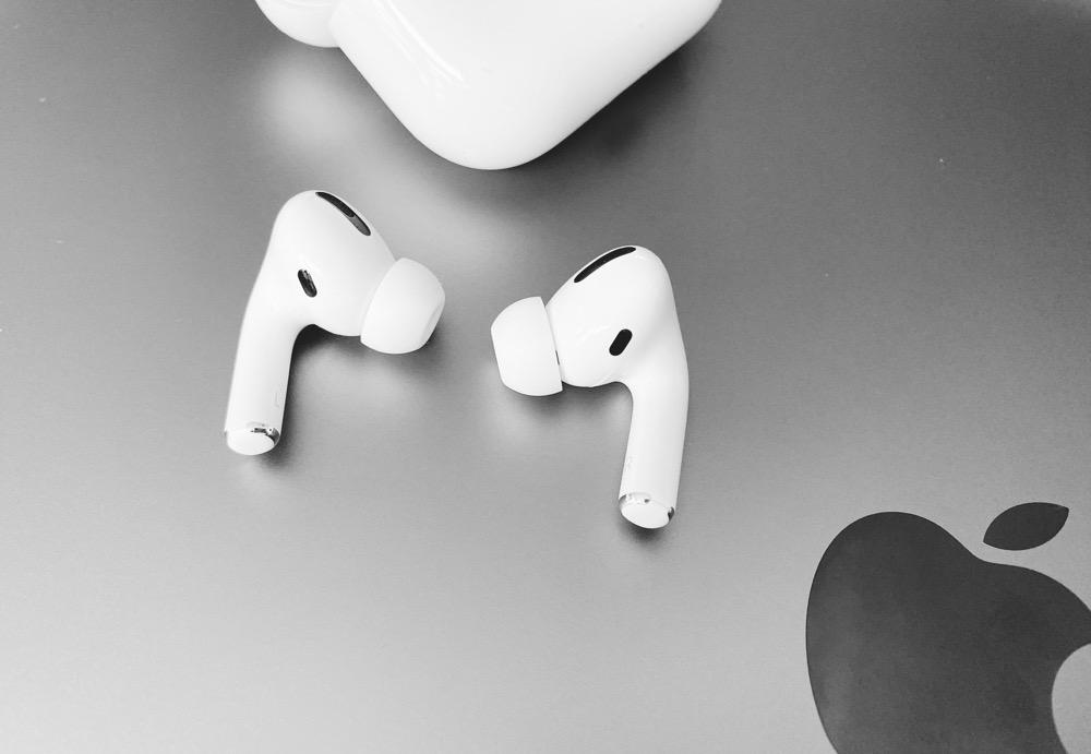 nieuwe Apple oortjes