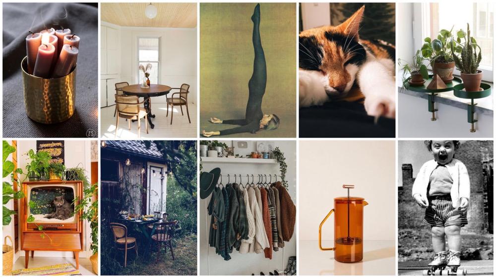 Weekend finds 19: yoga kat, prachtige cafetiere en meer…