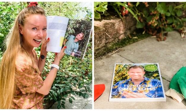 Winnen: 2x het nieuwe tuinboek van Boer Tom