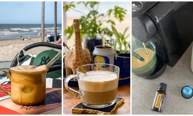 3x lekkere koffierecepten voor bij ons strandhuisje