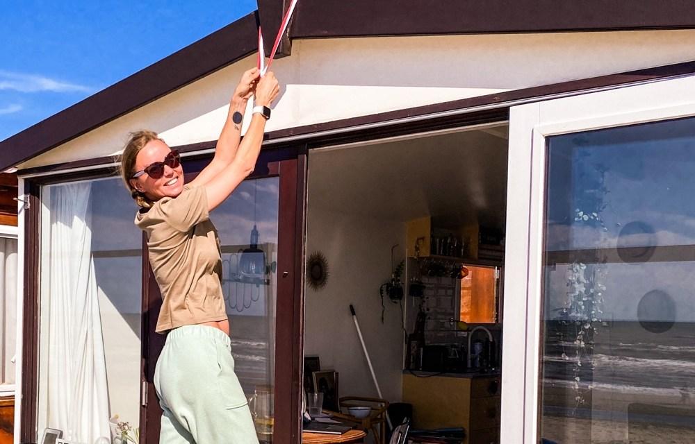 Beste kantoor van Nederland   thuiswerken op ons strandhuisje