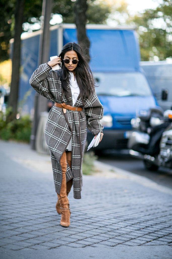 poncho winterjassen trends