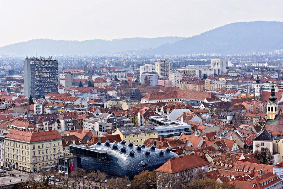 citytrip naar Graz