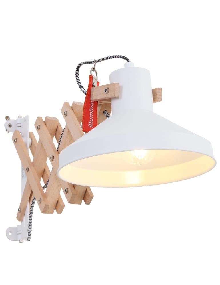 Scandinavische schaarlamp