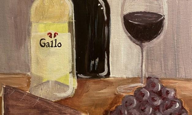Zeg hello tegen kunst en Gallo